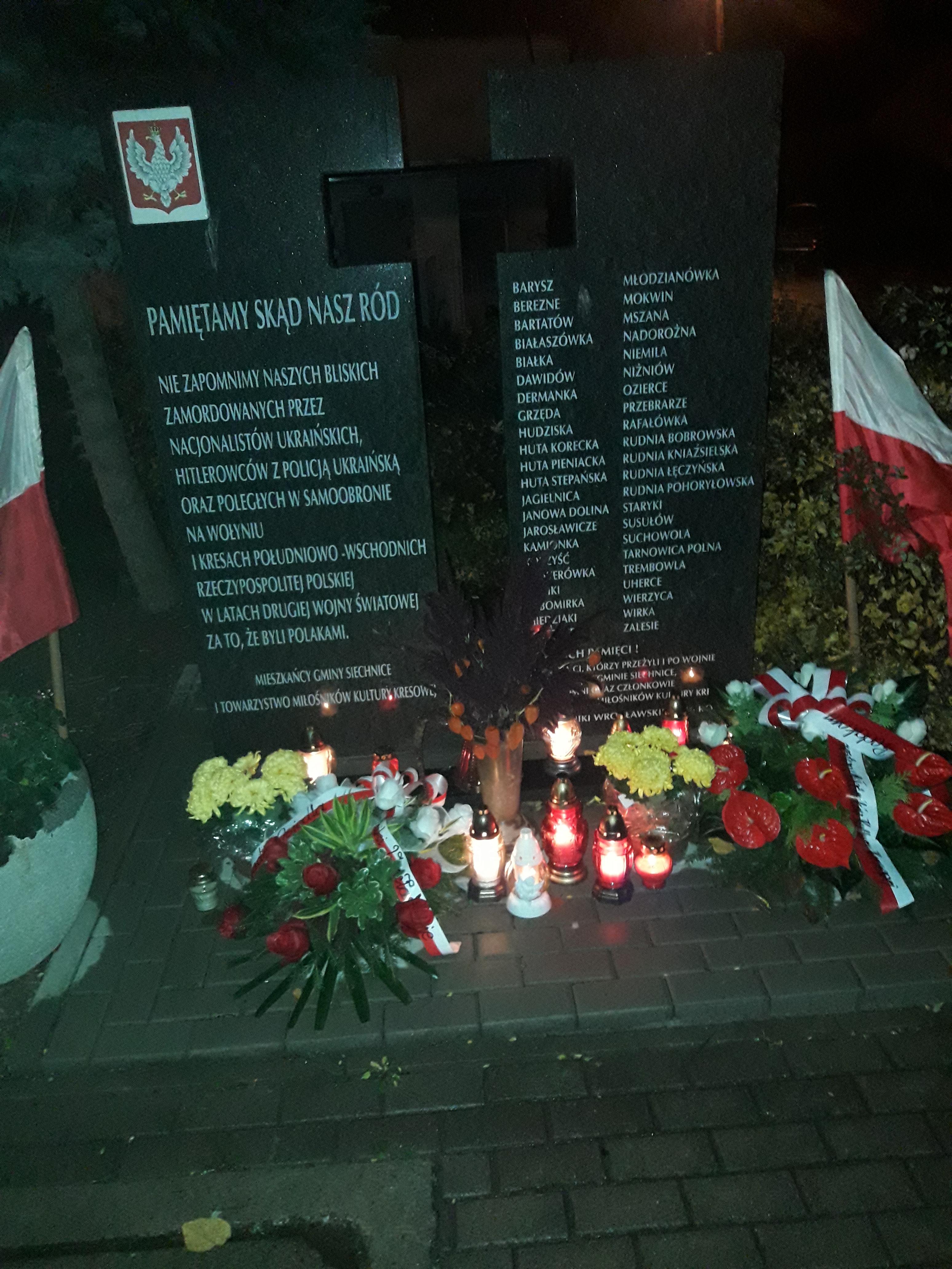 Święto Niepodległości w Żernikach Wrocławskich